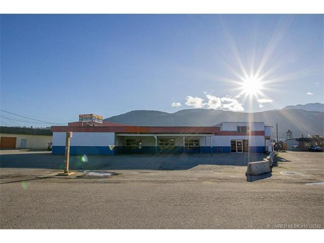 1160 Trans Canada Highway SW, Salmon Arm, British Columbia, V1E4P2