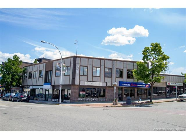 40 Lakeshore Drive NE # 201, Salmon Arm, British Columbia, V1E4M9