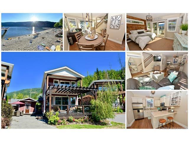 #32 8843 97A Highway, Swansea Point, British Columbia, V0E2K2