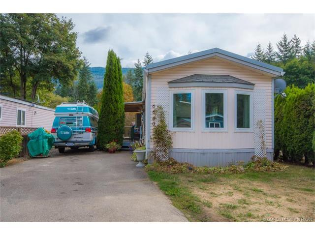 6640 51 Street, NE, Salmon Arm, British Columbia, V0E1K0
