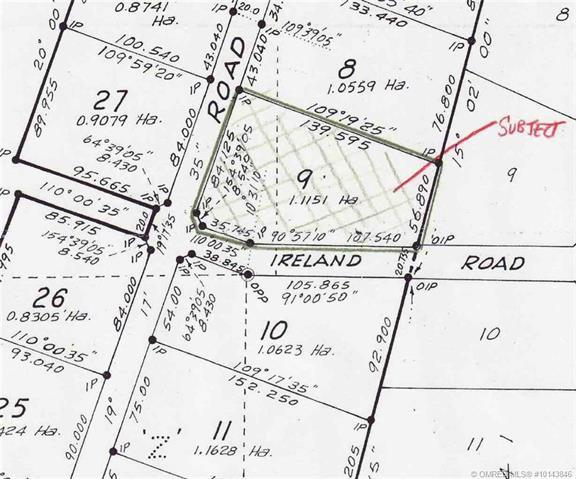 Lot 9 Nittel Road, Seymour Arm, British Columbia, V0E2V2