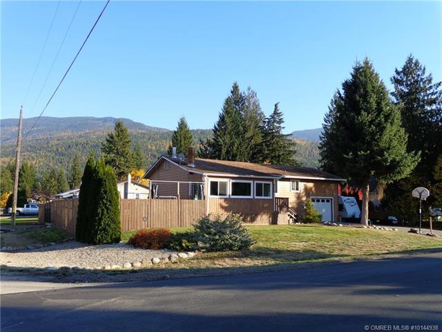 1209 Martinson Avenue, Sicamous, British Columbia, V0E2V0