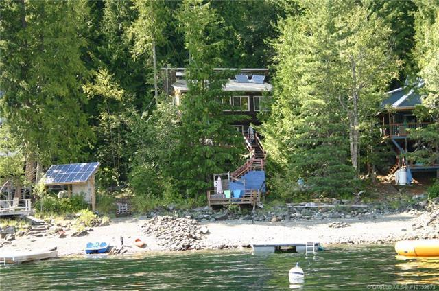 No 3 Aline Hill Beach, Shuswap Lake, British Columbia, V0E1T0