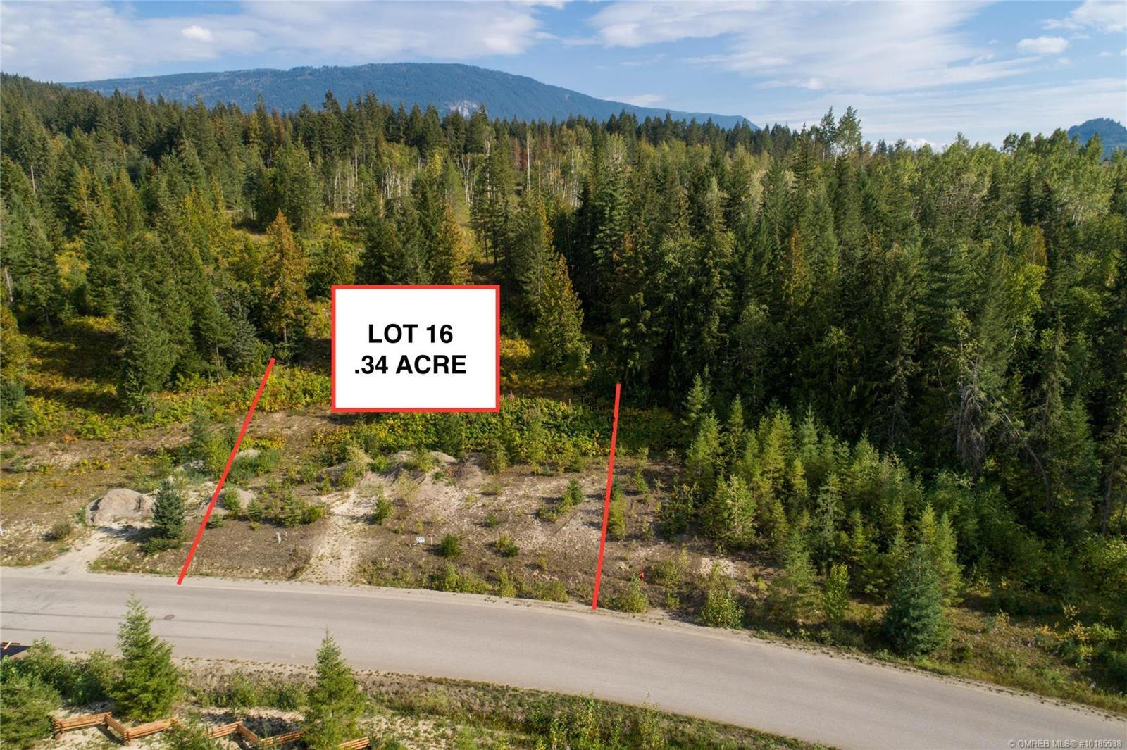 Lot 16 Golf Course Drive, Blind Bay, British Columbia, V0E2W1